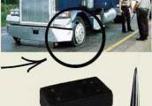 Авто шипы для прокола шин - уходим от преследования