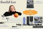 Готовый комплекс видеонаблюдения Ewclid Lux