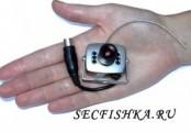 Беспроводная мини-камера WS-309AS (1,2 ггц)