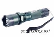 Современный электрошокер фонарь Police 1101