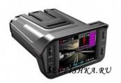 Видеорегистратор, радар детектор и gps информатор о камерах