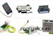 Грозозащита систем видеонаблюдения
