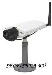 Беспроводная цветная IP видеокамера AXIS 211W