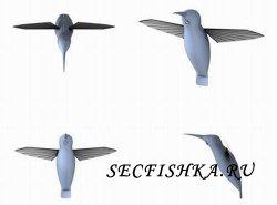 Миниатюрный летательный аппарат-шпион