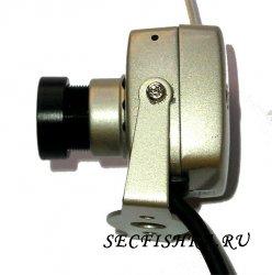 Проводная шпионская мини видеокамера M-208