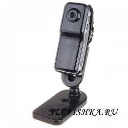 Уникальная мини видеокамера MD80