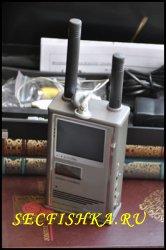 Детектор беспроводных видео камер WCS-99XII