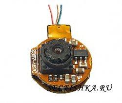 Мини-камера 512-CCD