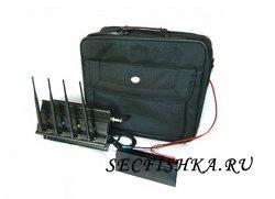 Scorpion 50SP - универсальный подавитель сотовых GSM, 3G и навигационного GPS сигналов