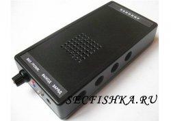 Канонир–К5 - мощнейший подавитель диктофонов и подслушивающих устройств