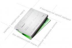Автономный GPS GSM треккер T15 в форме визитки