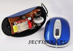 GSM прослушивание через компьютерную мышку