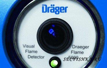 Камера видеонаблюдения вместо пожарного датчика