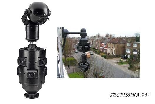 Система мобильного видеонаблюдения Clearview IMC