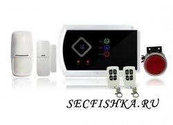 GSM сигнализация для квартиры - что купить