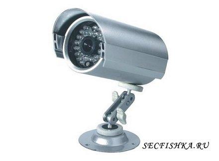 Видеорегистраторы - камеры видеонаблюдения с записью на карту памяти