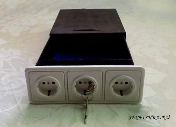 Самодельный сейф для дома