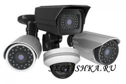Камеры видеонаблюдения виды и цены