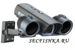 Видеокамеры для видеонаблюдения высокого разрешения